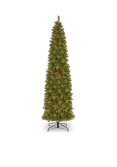 National Tree Company® 12-ft. Tacoma Pine Pencil Slim