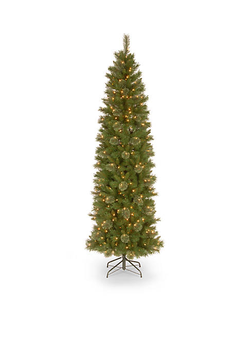 National Tree Company® 9-ft. Tacoma Pine Slim Hinged