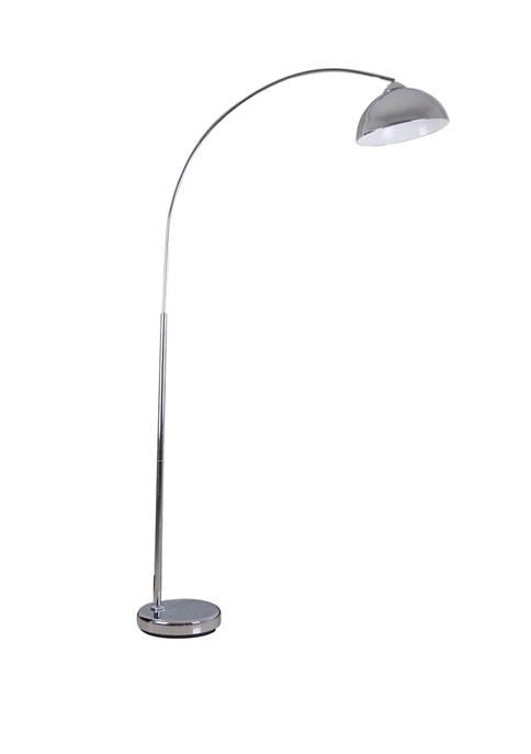Catalina Lighting Bentley Arc Floor Lamp