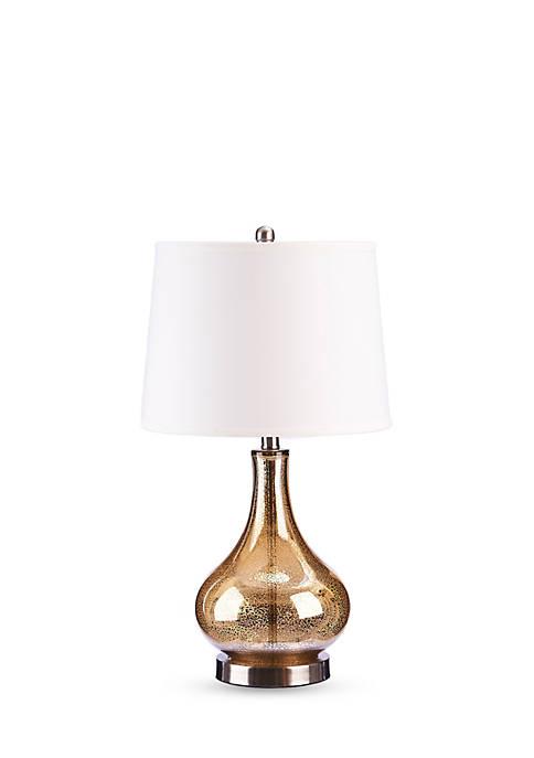 Mackenzie Mercury Glass Lamp