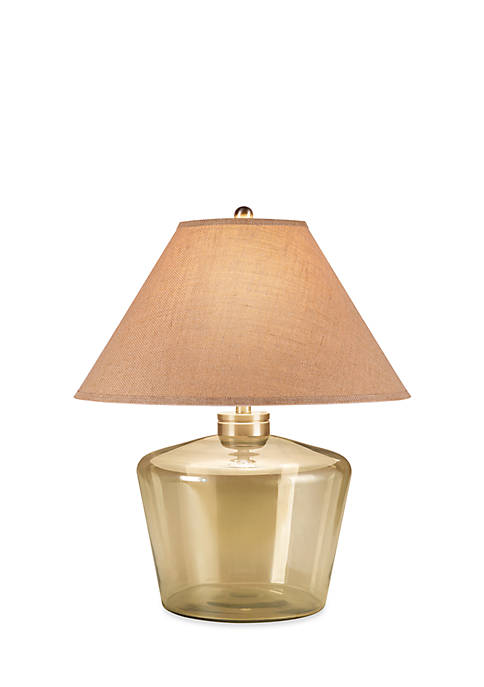 Champagne Glass Table Lamp