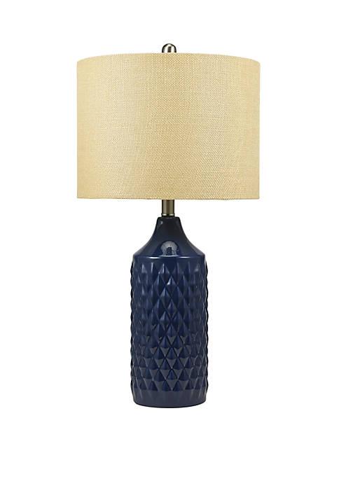 Catalina Lighting Cassie Ceramic Table Lamp