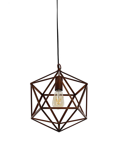 Catalina Lighting 1 Light Wire Swag Pendant Ceiling