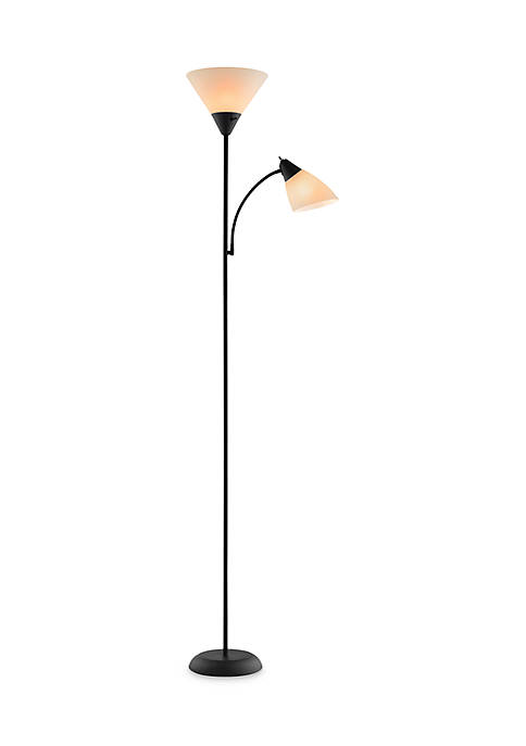 2-Piece Mother Daughter Floor Lamp Desk Lamp
