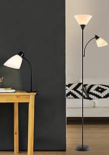 Tensor 2 piece mother daughter floor lamp desk lamp belk tensor 2 piece mother daughter floor lamp desk lamp aloadofball Images