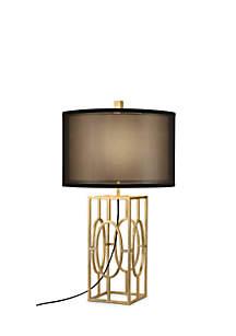 Catalina Lighting Hemingway Table Lamp