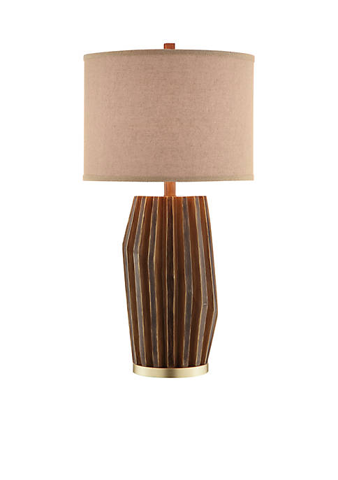Catalina Lighting Birch Table Lamp