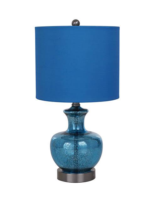 Denim Blue Table Lamp