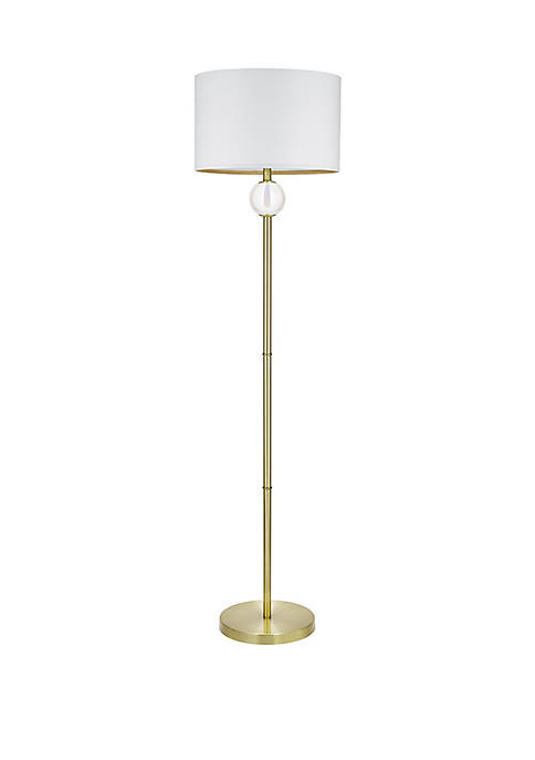 Iridescent Floor Lamp