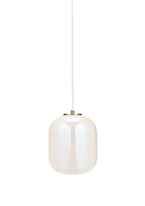 C&C Iridescent Pendant Lamp
