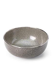 Platinum Edge Large Bowl