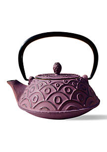 Greek Wine Cast Iron Kyoto Tetsubin Teapot
