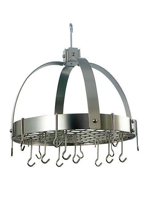 Old Dutch International, Ltd. Dome Hanging Pot Rack