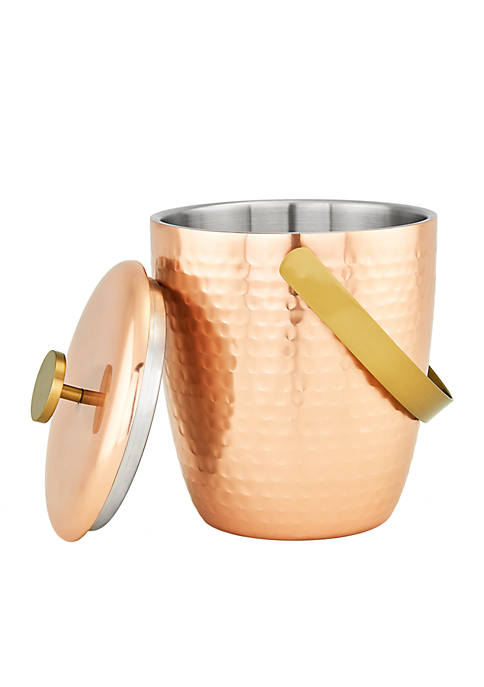Old Dutch International, Ltd. Aura Hammered Copper Double