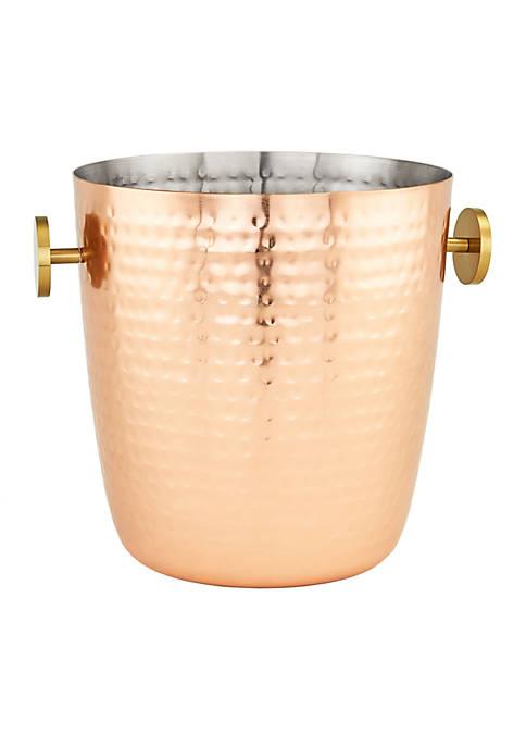 Aura Copper Champagne Bucket, 5 Qt.