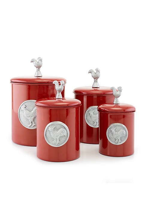 Old Dutch International, Ltd. Canister Set