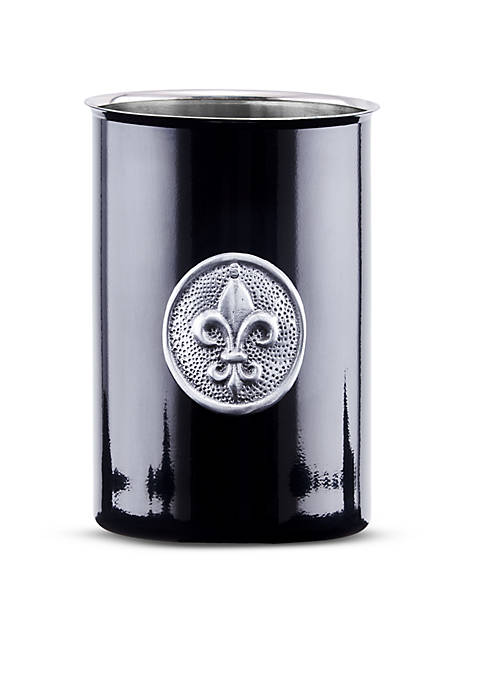 Old Dutch International, Ltd. Black Fleur De Lis