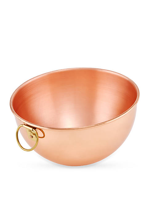Old Dutch International, Ltd. Solid Copper Beating Bowl,