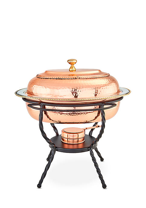 Old Dutch International, Ltd. Oval Chafing Dish, 6-qt.