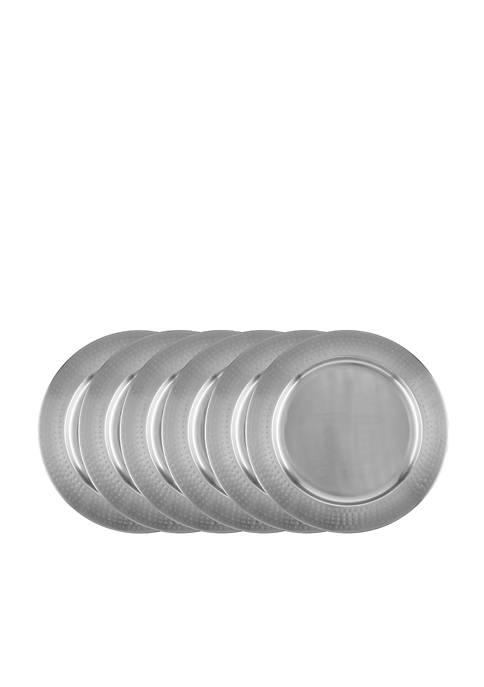 Old Dutch International, Ltd. Brushed Nickel Hammered Rim