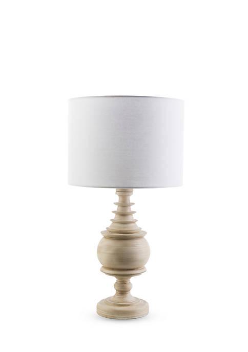 SURYA Acacia Outdoor Table Lamp