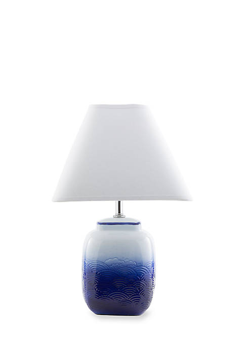 SURYA Azul Table Lamp
