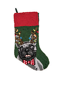 French Bulldog Stocking