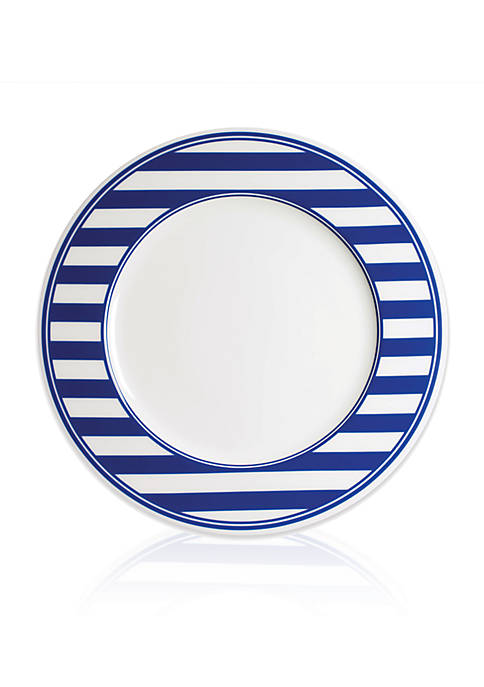 Caskata Rimmed Dinner Plate, 10.75-in.