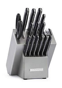 Classic Forged 16-Piece Triple Rivet Cutlery Set - KKFTR16SL