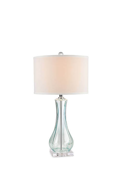 Dimond Lighting Flaired Glass Table Lamp