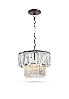 Sterling Antoinette One Light Pendant Light