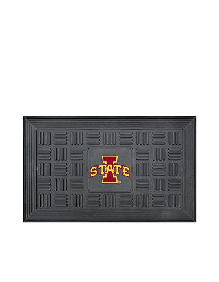 FANMATS NCAA Iowa State University Cyclones Vinyl Door Mat
