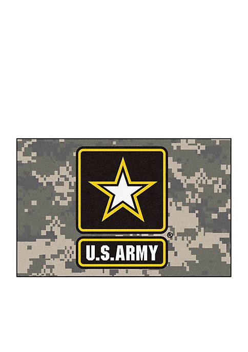 Fanmats MIL US Army Starter Mat