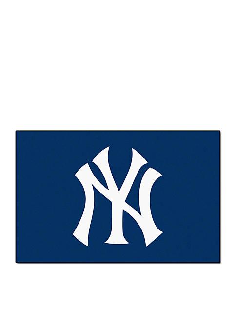 Fanmats MLB New York Yankees Starter Mat