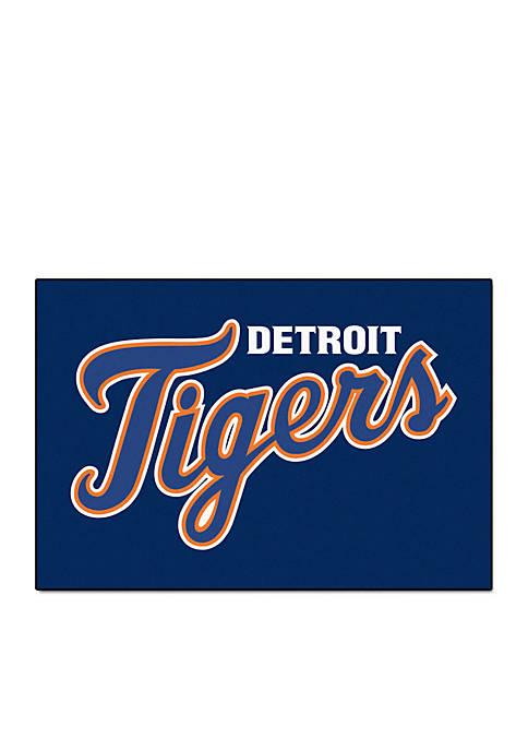 Fanmats MLB Detroit Tigers Starter Mat