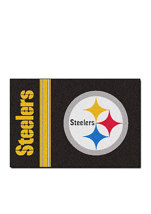 Fanmats NFL Pittsburgh Steelers Starter Mat