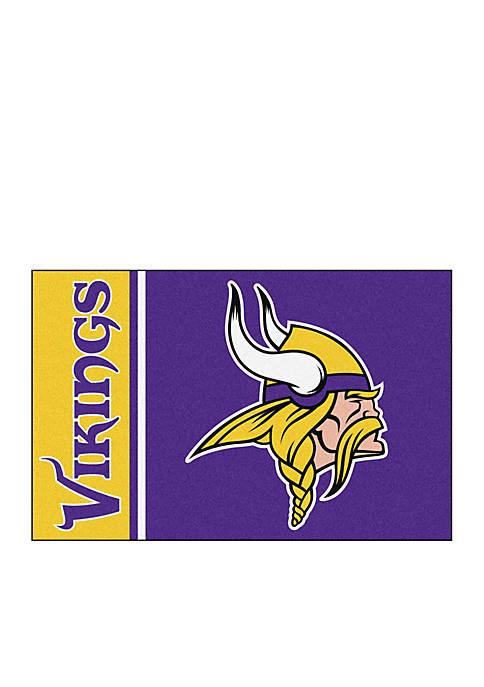 Fanmats NFL Minnesota Vikings Starter Mat