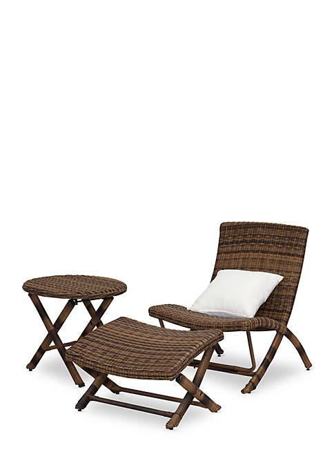 Perkins 3-Piece Outdoor Furniture Set