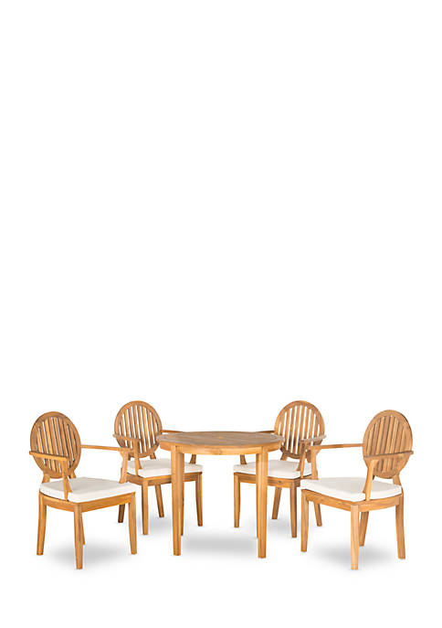 Chino 5-Piece Dining Table Set