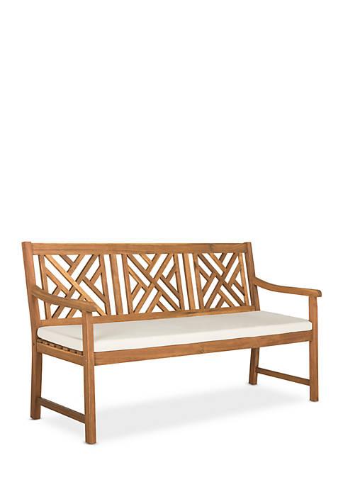 Safavieh Bradbury 3-Seat Bench