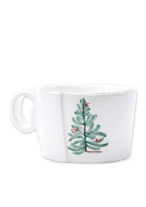 Lastra Holiday Jumbo Mug
