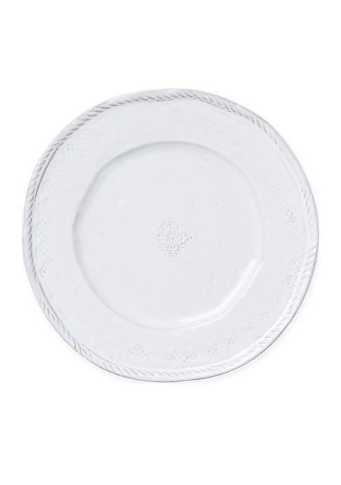 Vietri Bellezza Stone Dinner Plate