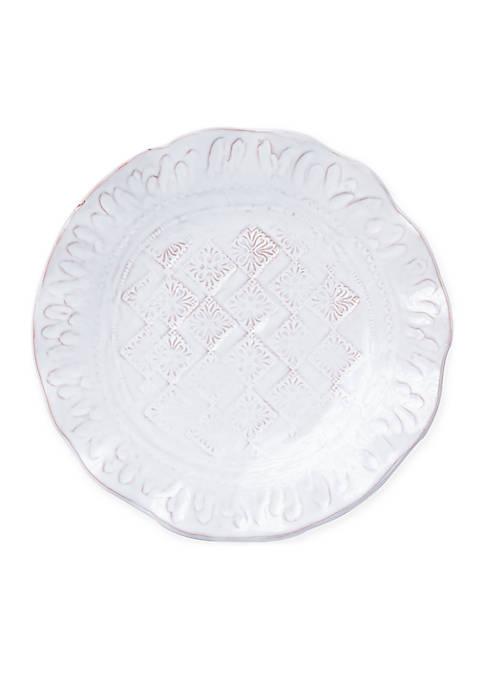 Vietri Bellezza Stone Salad Plate