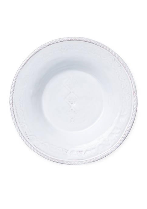 Bellezza Stone Pasta Bowl