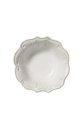 Incanto Stone White Baroque Cereal Bowl