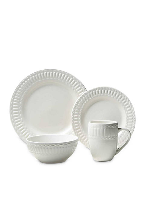 Arctica 16-Piece Dinnerware Set
