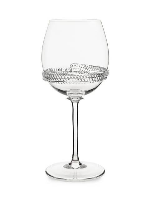 Juliska Dean Wine Glass