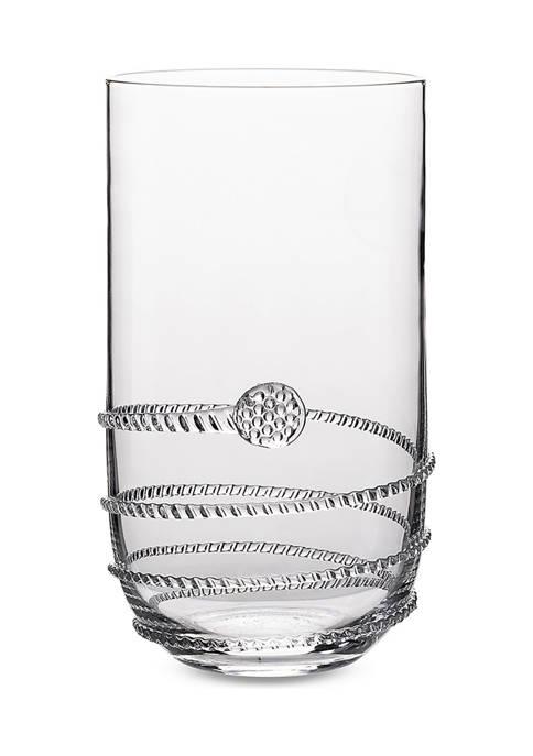 Juliska Amalia Heritage Highball Glass