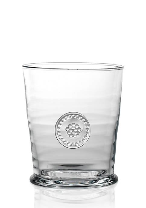 Juliska Double Old Fashion Glass 13-oz.