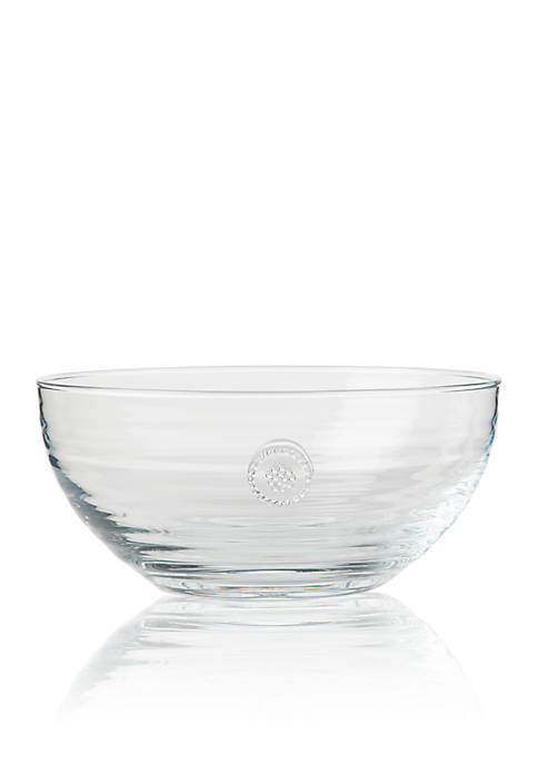 Juliska Berry & Thread Glassware Bowl, 8.5-in.